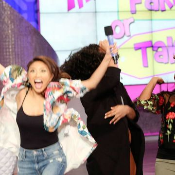 It's another lit day at #TheReal because we're back with MEGA Fake It or Take…