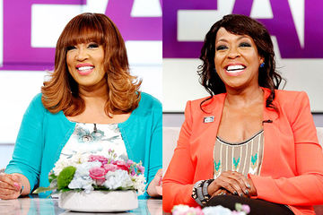 Guest Co-Host Kym Whitley, Tichina Arnold