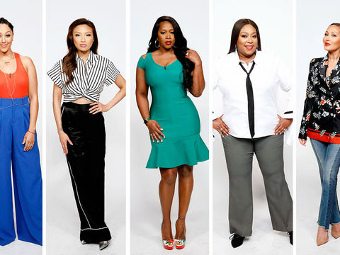 #TheReal Style Breakdown: Splash of Color