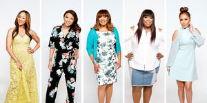 #TheReal Style Breakdown: Fabulous Florals