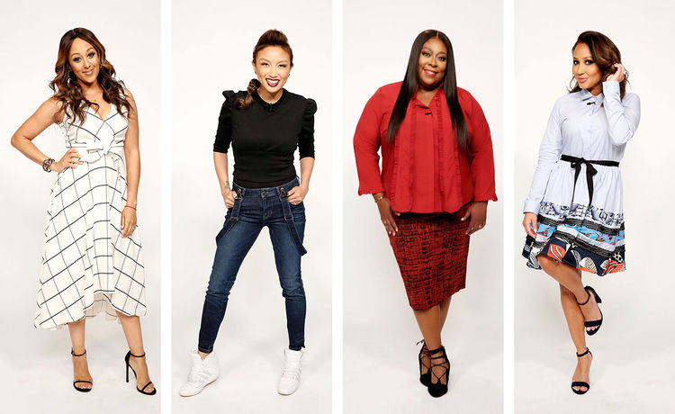 #TheReal Style Breakdown: Easy Breezy Fashionistas