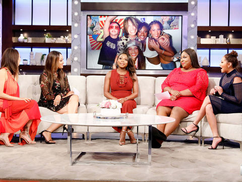 Naturi Naughton Talks 3LW, Pregnancy and 'Power'