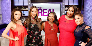 Thursday on 'The Real': Naturi Naughton Is in the House!