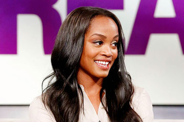 'The Bachelorette' Rachel Lindsay Is in the House!