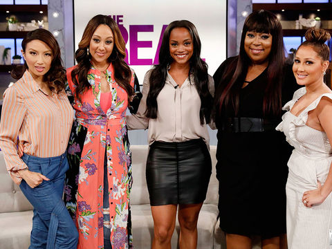 Tuesday on 'The Real': 'Bachelorette' Rachel Lindsay Is Here!