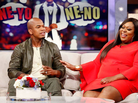 Ne-Yo Gets REAL!