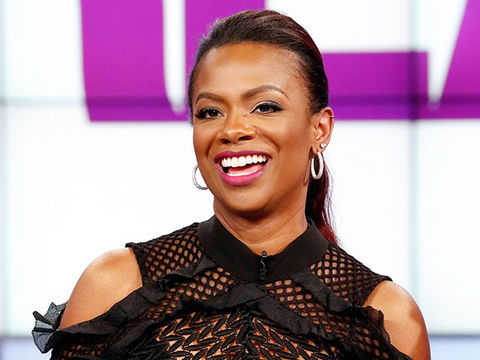 Kandi Burruss Humblebrags About Owning 8 Cars!