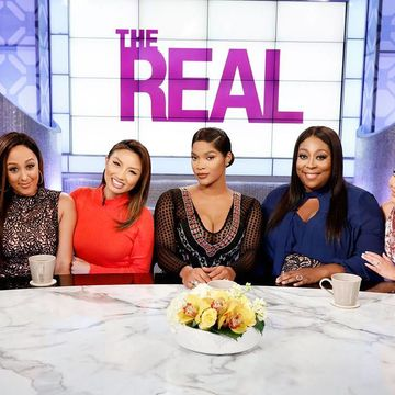 Today on #TheReal, we're chatting it up again with our guest co-host @Joseline…