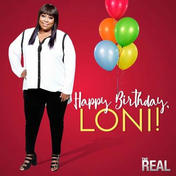 Happy birthday to our girl @comiclonilove! Enjoy your day!