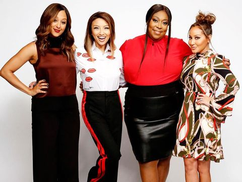 Tomorrow on #TheReal, it's all about the art of handling a broken heart! Don't…