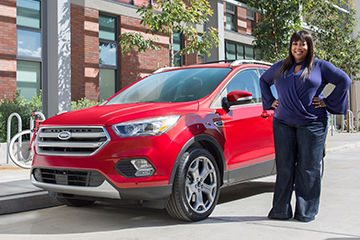 Enter for a Chance to Win a Brand New Ford Escape!