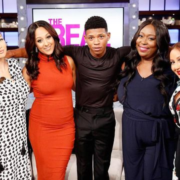 Today on #TheReal, we have @EmpireFOX's Bryshere Gray aka @YazzTheGreatest…