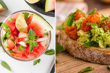 Sweet & Salty Salsa Recipes!