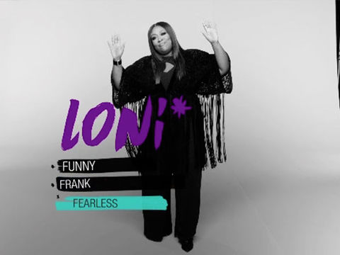 Why Loni Isn't Afraid to Go Live for Season 4