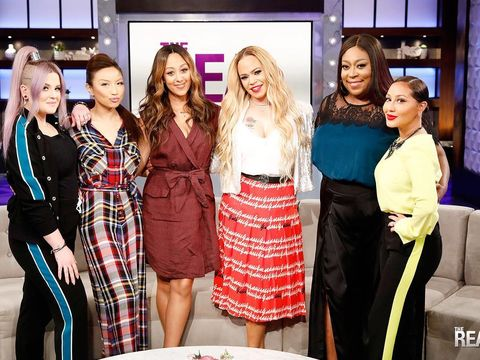 Tomorrow on #TheReal, @therealfaithevans performs her new single, #Legacy!
