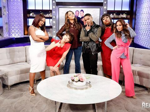 Thursday on #TheReal, Georgia 🍑🍑 @Kandi hits REPLY! And, @larenztate…
