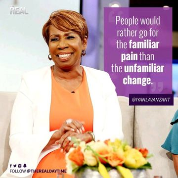 #ThursdayThoughts from @iyanlavanzant