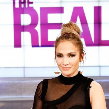 WEDNESDAY on #TheReal, she's still Jenny from the block! @jlo is here!