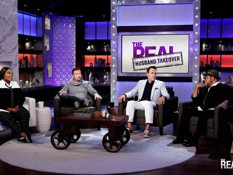 Tomorrow on #TheReal, @adamhousley, @thehollywoodhunter, and @ihoughton are…