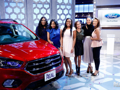 Ford Escape Giveaway Winner Revealed!