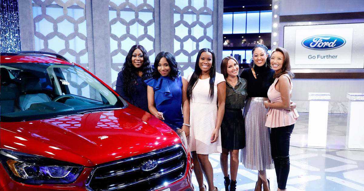 Ford Escape Giveaway Winner Revealed! | TheReal com