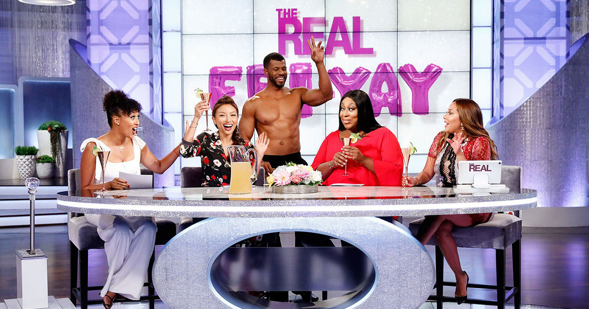 Friday on 'The Real': It's Fri-YAAY! Let's Get This Weekend Party Started!