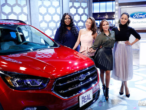 #TheRealFriend Ford Escape Giveaway Winner Revealed!