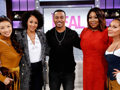 "Monday on 'The Real': #ManCrushMonday & RonReaco Lee of ""Survivor's…"