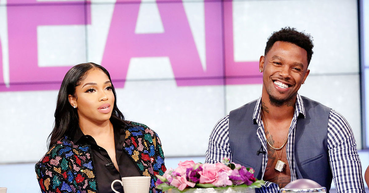 Brooke Valentine and Daniel Gibson More Than Friends  TheRealcom