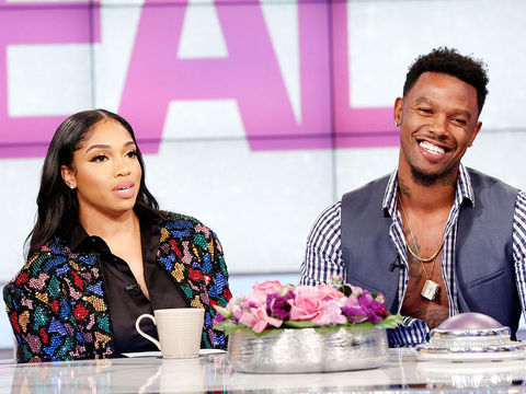 Brooke Valentine and Daniel Gibson, More Than Friends?