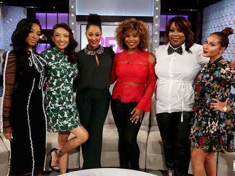 Wednesday on 'The Real': 'Extra's' Tanika Ray!