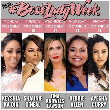 IT'S TIME TO BOSS UP! Monday, October 9th - Friday, October 13th is…
