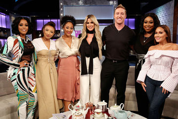 Keyshia Ka'Oir Co-Hosts, Kim and Kroy