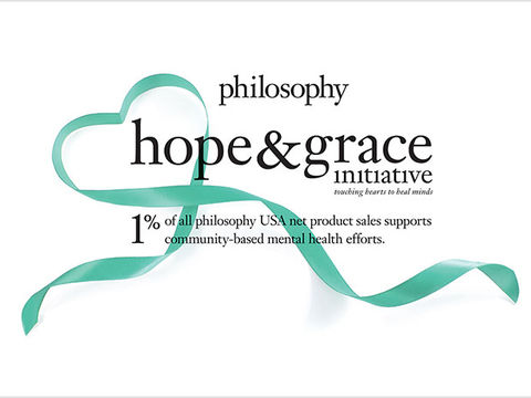 The Hope & Grace Initiative with Philosophy Giveaway