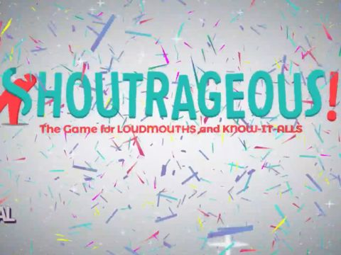 Season 4 Shoutrageous!