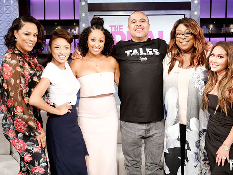 Tuesday on 'The Real': Shaunie O'Neal and Irv Gotti!