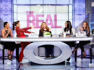 Fashion Designer and Philanthropist Tina Knowles Lawson Guest Co-Hosts