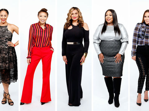 #TheReal Style Breakdown