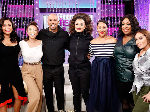 Friday on 'The Real': Ayesha Curry, Andra Day, and Common!