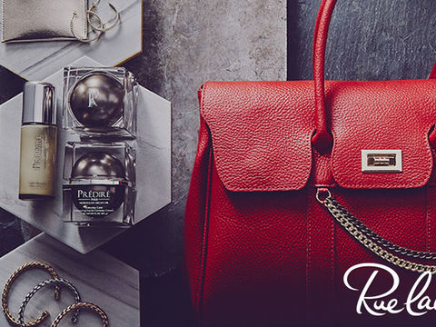 Feel Chic in Any Shade with These REAL Deals, Courtesy of Rue La La!