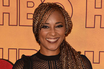 Amanda Seales from 'Insecure,' and Cup of Shade!