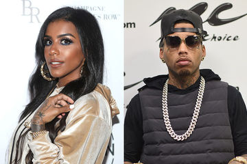 Asiah Collins & Kid Ink from 'The Platinum Life'