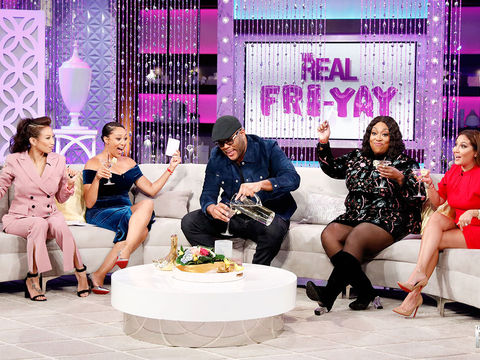 We Raise A Glass With Tyler Perry To Fri-Yay