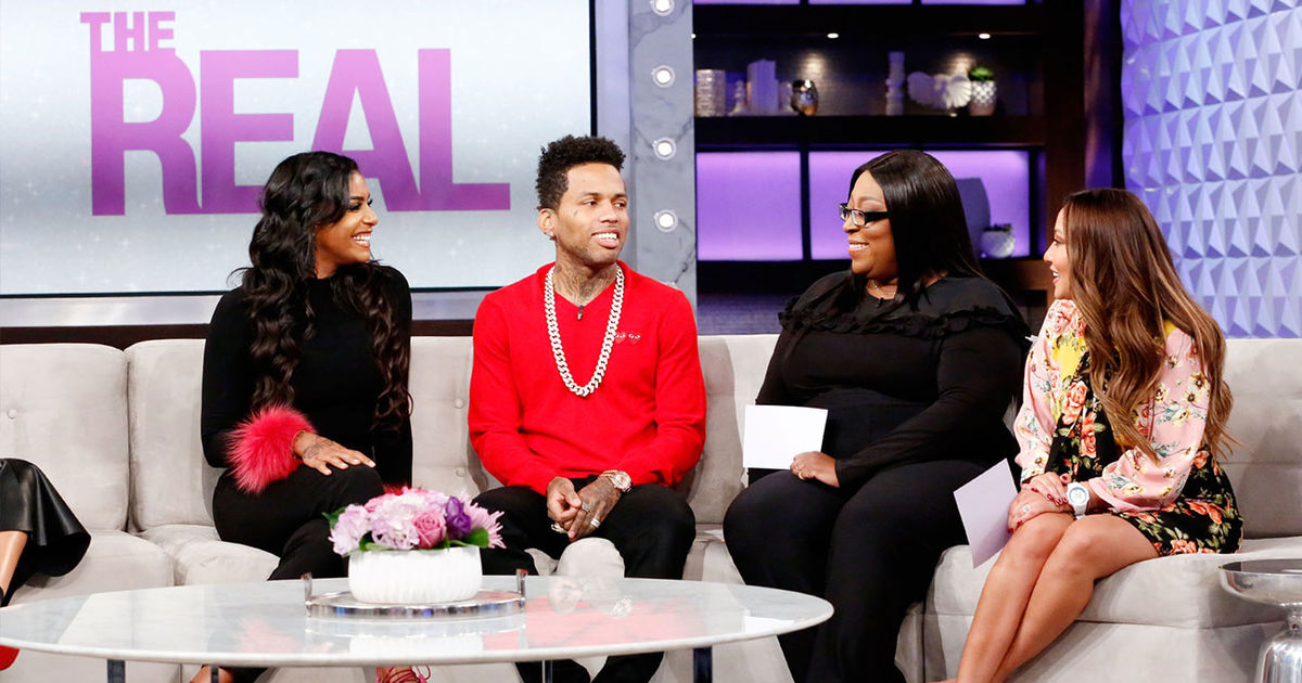 Asiah collins kid ink thereal asiah collins and kid ink share love story m4hsunfo