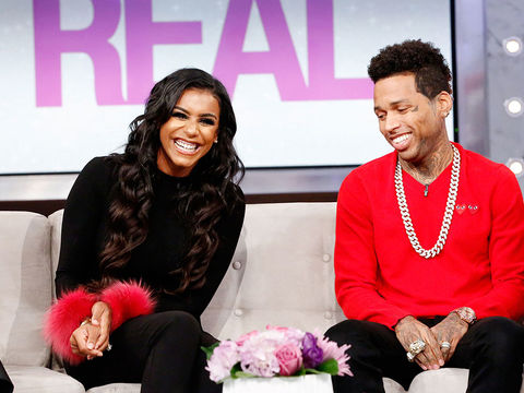 Kid Ink and Asiah Collins' Hesitation About Doing Reality TV