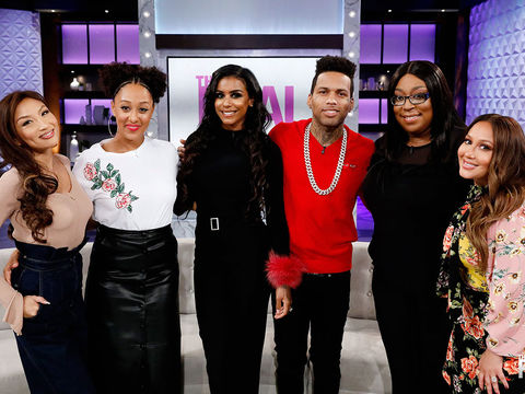 "Tuesday on ""The Real"": Kid Ink and Asiah Collins!"