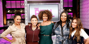 "Wednesday on ""The Real"": Wendy Raquel Robinson!"