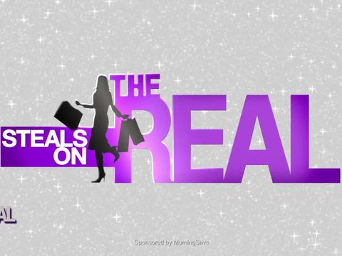 Don't Miss These GOLDEN Steals on 'The Real'!