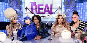 Tuesday on 'The Real': Wayne Brady and Halloween Costume REVEAL!