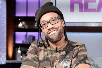 Redman from 'Scared Famous'